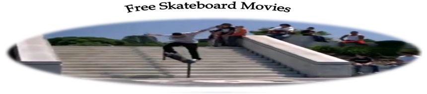 Free Skateboard Movies Logo